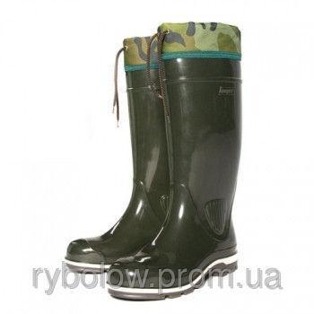 Фото Обувь для рыбаков и охотников Сапоги  утепленные с манжетом пс 15 умт