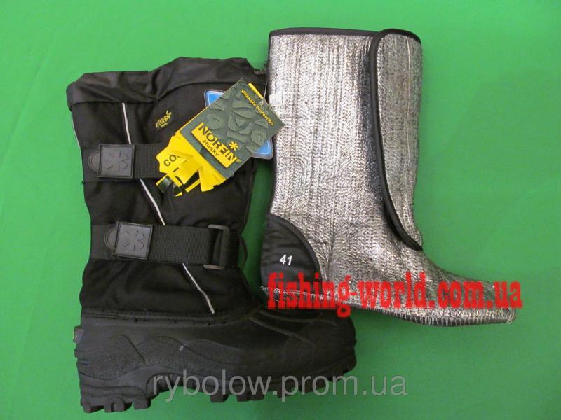 Фото Обувь для рыбаков и охотников Сапоги зимние Norfin Husky