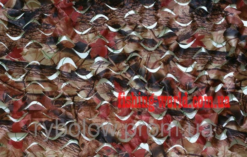 Фото Маскировочные сети Сеть маскировочная Shelter Forest 3х3