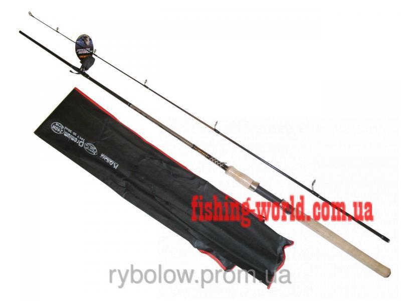 Фото Удочки и Спиннинги, Спиннинги Спиннинг Kaida Premium 2.10M 5-20