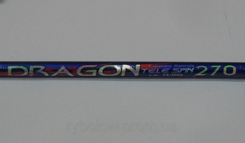 Спиннинг Sadei Dragon 2.1 м 75-150