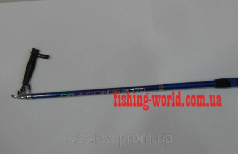 Фото Удочки и Спиннинги, Спиннинги Спиннинг Sadei Dragon 2.1 м 75-150
