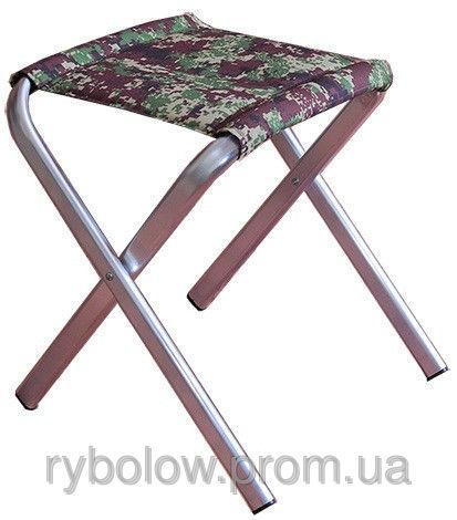 """Стульчик складной туристический, алюминиевый стул """"ХАНТЕР-У"""""""