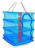 Фото Сушилки (для рыбы, фруктов, овощей, грибов) Сушилка для рыбы (3 полки) 40х40х57