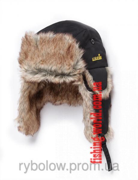 Фото Одежда для рыбаков и охотников, Головные уборы, Зимние шапки Шапка Ушанка Norfin