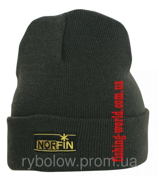 Фото Одежда для рыбаков и охотников, Головные уборы, Зимние шапки Шапка Norfin Classic