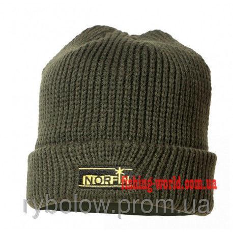 Фото Одежда для рыбаков и охотников, Головные уборы, Зимние шапки Шапка Norfin Classic Warm