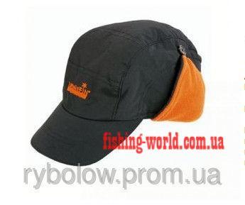Фото Одежда для рыбаков и охотников, Головные уборы, Зимние шапки Шапка Norfin Saimaa Black