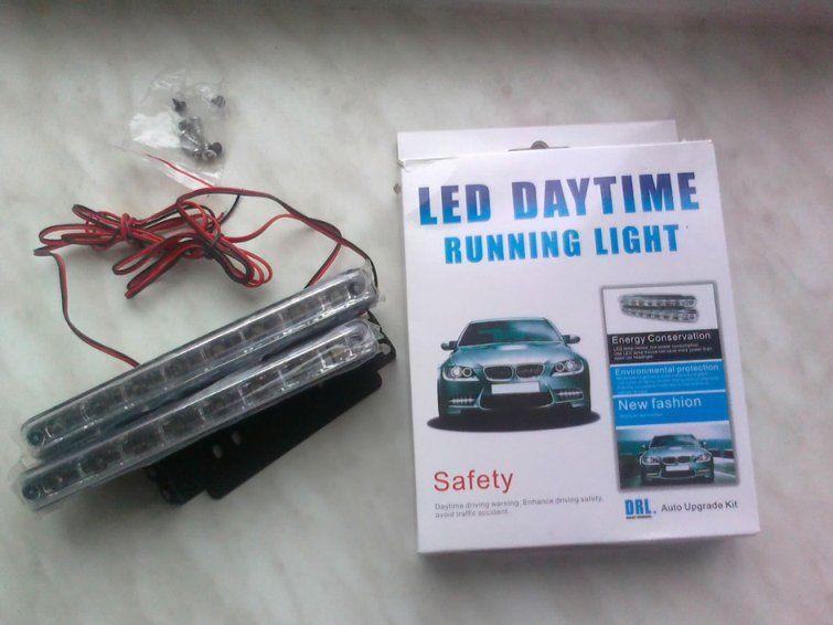 Дневные ходовые огни Safety 8 LED DRL DR2
