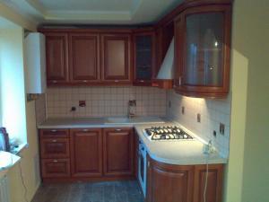 Фото  Кухня классика