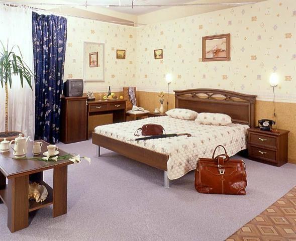 Мебель для гостиничных номеров.