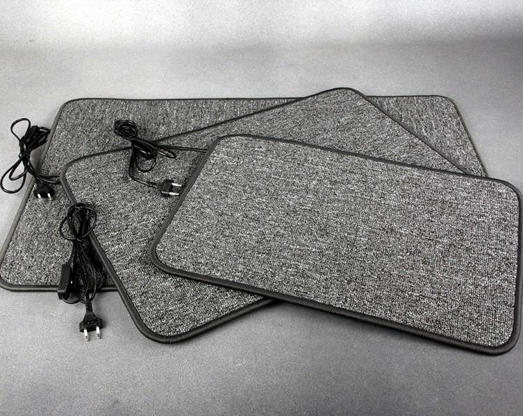 Нагревательный коврик ARak 21024 (для сушки обуви) 30х60 см, мощностью 25 Вт