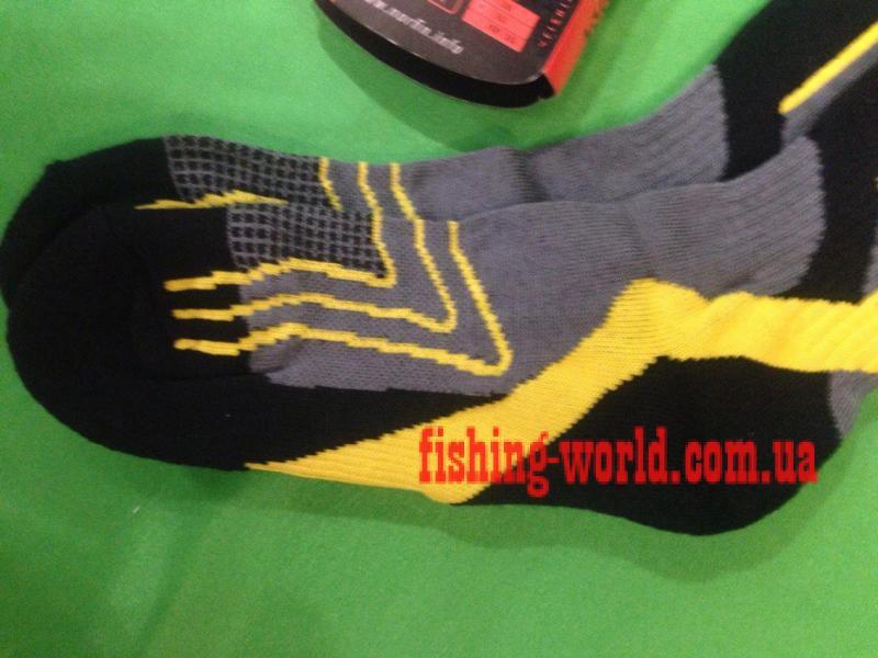 Фото Одежда для рыбаков и охотников, Термоноски, Вставки в обувь Термоноски Norfin Unlimit