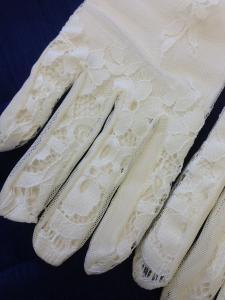 Фото Свадебные перчатки Перчатки длинные