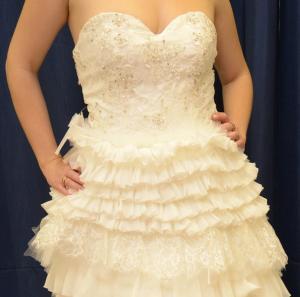 Фото Свадебные платья Шебби