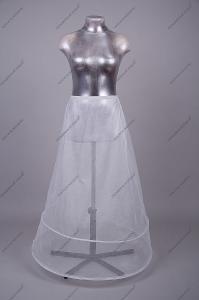 Фото Подъюбник для свадебного платья, кринолин свадебный Кринолин 2 кольца