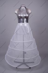 Фото Подъюбник для свадебного платья, кринолин свадебный Кринолин 4 кольца