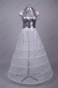 Фото Подъюбник для свадебного платья, кринолин свадебный Кринолин 5 колец