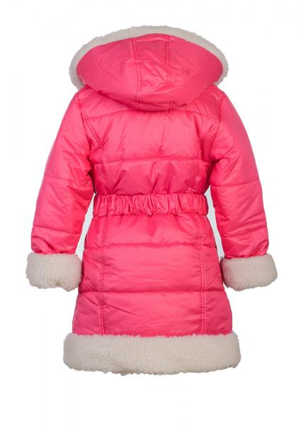 Фото Зимняя одежда для детей, Пальто и курточки для девочек  ПАЛЬТО