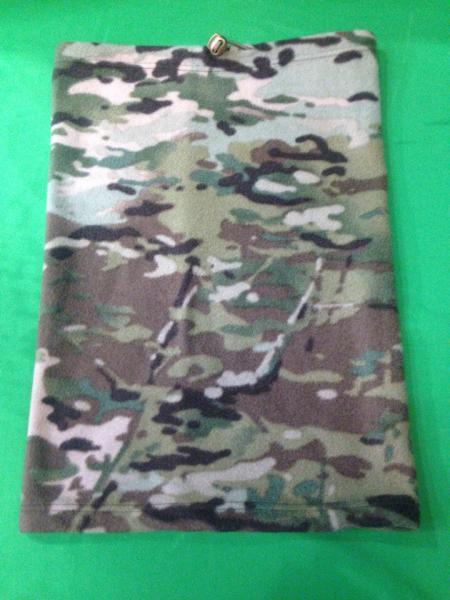 Фото Одежда для рыбаков и охотников, Головные уборы, Баффы Бафф зимний (камуфляж)