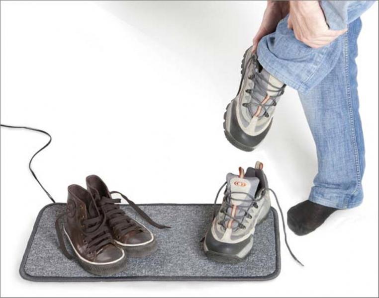 Нагревательный коврик ARak 21054 (для сушки обуви) 30х100 см. мощностью 40Вт