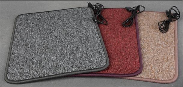 Нагревательный коврик ARak 21018 (для обогрева ног) 40x60 см. мощность 75 Вт