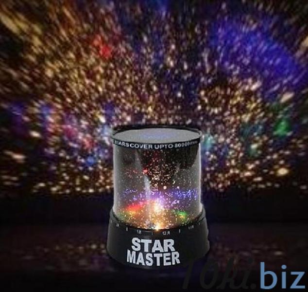 Ночник проектор Звездного неба Star Master, цена фото купить в Киеве. Раздел Детские светильники, ночники