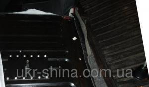 Фото докатки Крепление докатки (запасного колеса) к спинке заднего сидения