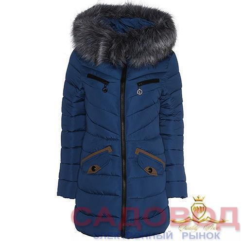 Пальто женское 426054 Пуховики женские на рынке Садовод