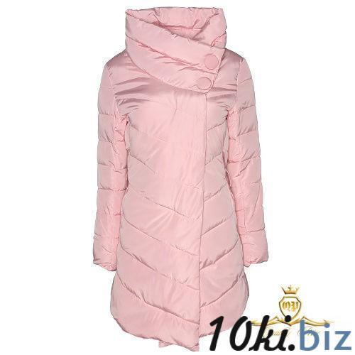 Пальто женское 426129 Пуховики женские на Онлайн рынке России