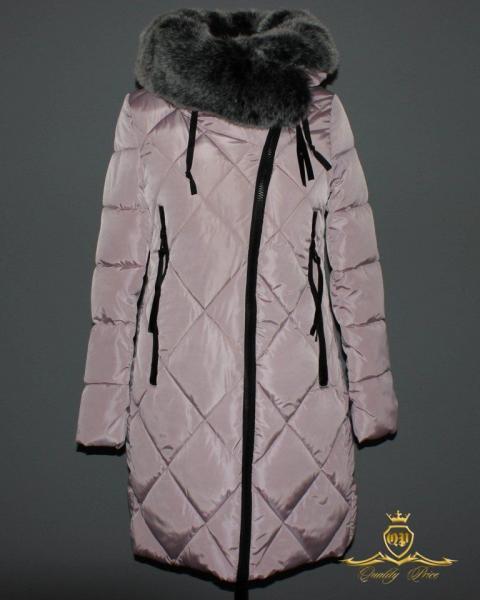 Женский пуховик 426193