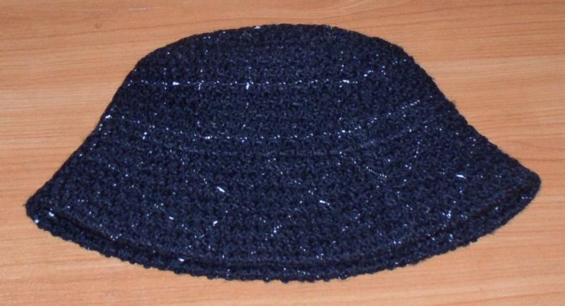 Шляпа трикотажная женская *5138