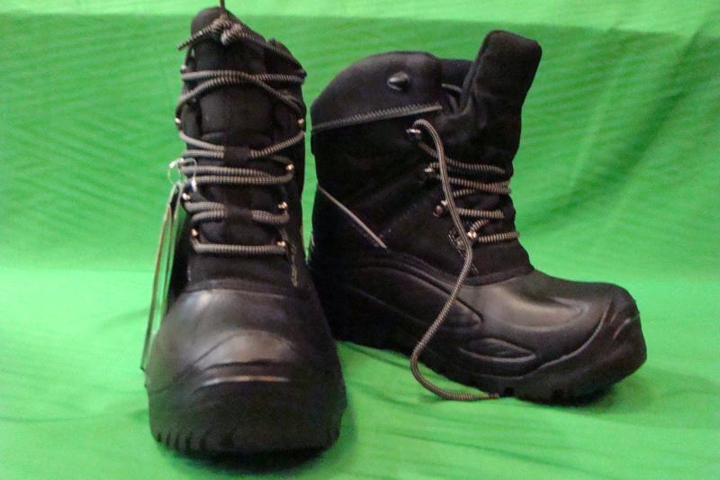 Фото Обувь для рыбаков и охотников Ботинки зимние NORFIN DISCOVERY (-30°С)