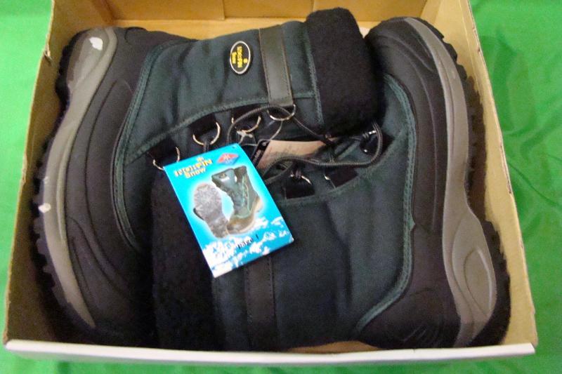 Фото Обувь для рыбаков и охотников Ботинки зимние NORFIN SNOW (-20°) 272cc4ba4d887
