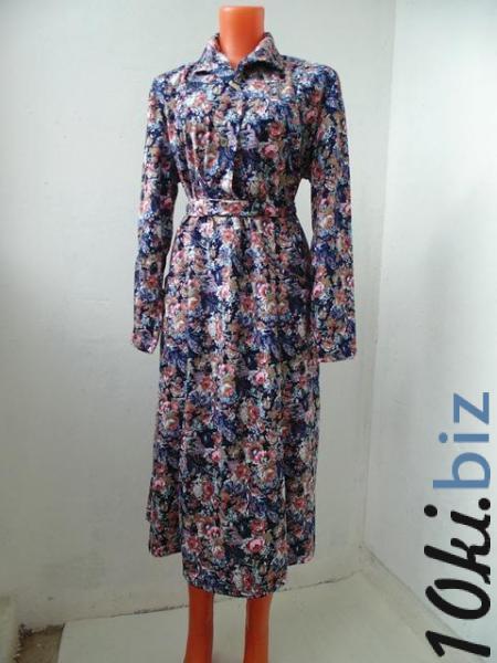 Платье с длинным рукавом 0507, р-ры: 46-60 Платья с рукавами, теплые платья на рынке Славянский мир (Мельница)