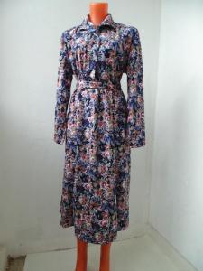 Фото Архив изделий Платье с длинным рукавом 0507, р-ры: 46-60