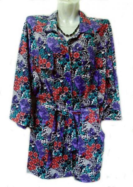 Рубашка женская Т-67/4 Размеры: 56-58