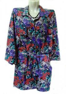 Фото Женские рубашки Рубашка женская Т-67/4 Размеры: 56-58