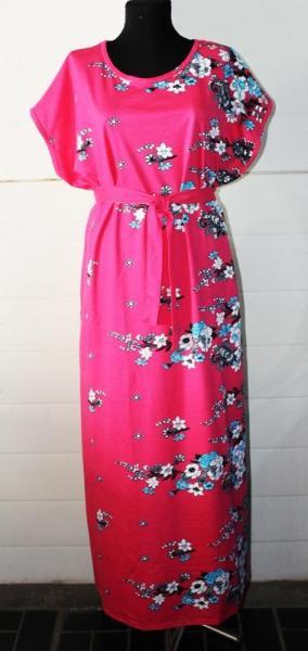 """Платье-длинное """"Рубин""""  Арт.0619  Р-ры: 50,54, по 1 товару"""
