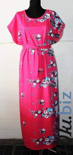 """Платье-длинное """"Рубин""""  Арт.0619  Р-ры: 50,54, по 1 товару Платья в пол, макси платья в Москве"""