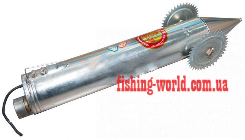 Фото Зимняя рыбалка, Прочее Торпеда (Луноход) Устройство для установки(протяжки)рыболовных сетей под лед