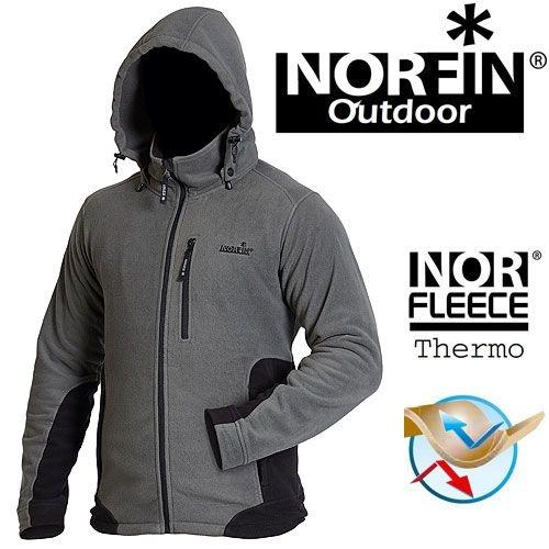 Куртка Norfin Outdoor Gray ( S )