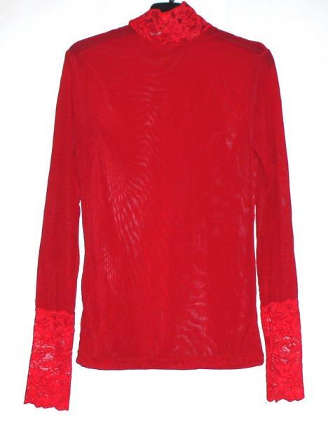 Блуза-сетка подростковая девичья *5069