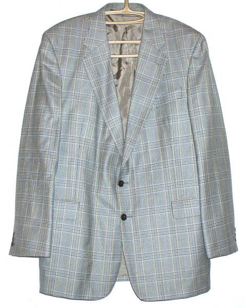"Пиджак мужской ""Wool mark"" *5084"