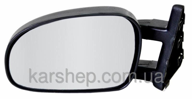 Боковые зеркала W3 (капля) на Ваз 2101 - 2106, зеркала на зажимах !