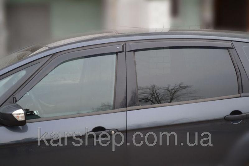 Ветровики на Форд S-Max 2006-2010