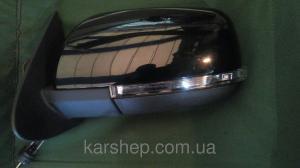 Фото Автозеркала, Автозеркала, Ваз 1118 (Калина)-Лада Гранта Боковые зеркала с повторителем поворота на Калину, механика.