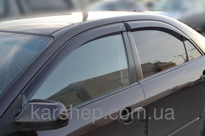 Ветровики на Mazda 6 I Sd 2002-2007