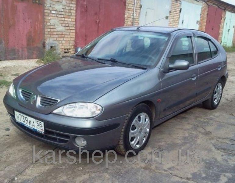 Ветровики на Renault Megane I хэтчбек 5d 1995-2002