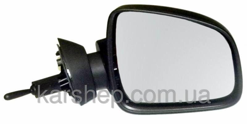 Зеркало Правое, механика Renault, DACIA LOGAN MCV.